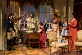 BWW Review: The Jungle Theater's Charming New Production of MISS BENNET: CHRISTMAS AT PEMBERLEY is a Delight for Any Season