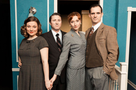 BWW Review: Topher Payne's PERFECT ARRANGEMENT is freeFall Theatre's Finest Show in Years
