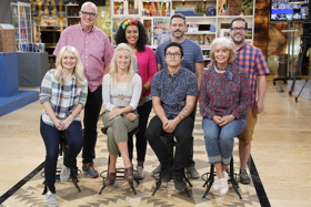 NBC Announces the Eight Contestants for Amy Poehler & Nick Offerman's MAKING IT