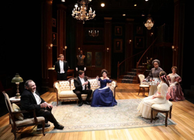 BWW Review: THE LITTLE FOXES: Lillian Hellman's Classic Bares Its Fangs At Lyric Stage