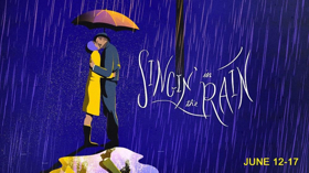 SINGIN' IN THE RAIN Opens the 2018 Broadway At Music Circus Season