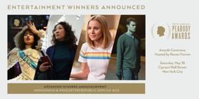 BARRY, KILLING EVE Among 2019 Peabody Award Winners