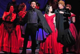BWW Review: LA TRAVIATA - Austin Opera's Glittering Tragedy Dazzles