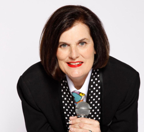 Comedian Paula Poundstone to Headline Capitol Center for the Arts Tonight