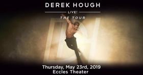 Eccles Announces Derek Hough Live