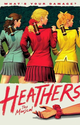 Lakewood Playhouse Announces HEATHERS, THE WOLVES, and More