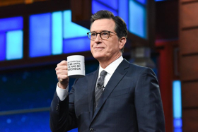 THE LATE SHOW WITH STEPHEN COLBERT's 'Shutdown Mug' Available Now