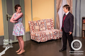 BWW Review: ONE MAN TWO GUVNORS at Off Broadway Papakura Auckland