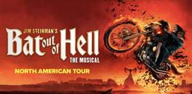 Update: BAT OUT OF HELL National Tour Postponed Until 2019