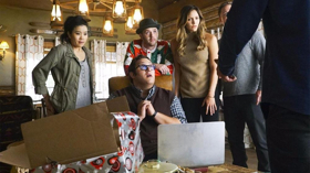 CBS's SCORPION Team Mountain Getaway Turns Deadly on 12/25 Rebroadcast