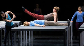 Hubbard Street Dance Chicago's Rep at Northrop Includes Work by Modern Choreographer Crystal Pite