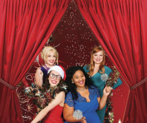 BWW Review: THE WINTER WONDERETTES at Forum Theatre Company, A Wonderful Christmas Show with All Those Christmas Clichés
