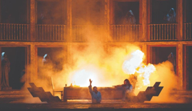 Mozart's DON GIOVANNI Returns To The Met January 30
