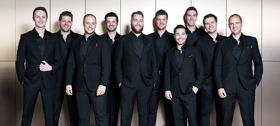 The TEN Tenors Present 'Wish You Were Here' At The Soraya
