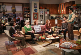 CBS to Rebroadcast Episode of BIG BANG THEORY 12/22