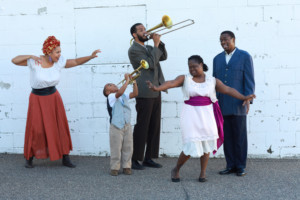 BWW Review: Support Cultural Improvisation at Interact's Sensational HOT FUNKY BUTT JAZZ