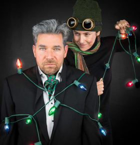 JACOB MARLEY'S CHRISTMAS CAROL Comes to Trustus Theatre