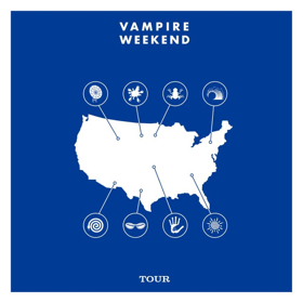 Vampire Weekend Announces 'Father of the Bride' Tour