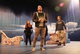 World-Premiere Play WHALE SONG Opens Feb. 1 at Perseverance Theatre