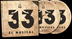 33 EL MUSICAL publica su Cast Recording