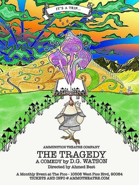 Review: THE TRAGEDY: A COMEDY Encourages Laughs During a Silly and Senseless Psychedelic Mushroom Trip