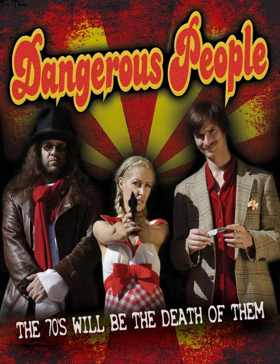 The Sexy Psycho 70's Flick DANGEROUS PEOPLE is Now Available as a Special Double Disc Blu-Ray