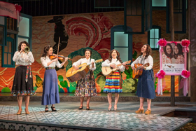 BWW Review: AMERICAN MARIACHI at the Old Globe