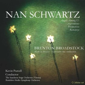 Film Composer Nan Schwartz to Release New Symphonic Music Album