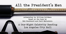THE WEST WING Cast Reunites for Reading of ALL THE PRESIDENT'S MEN