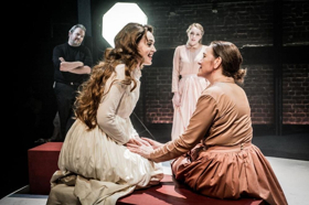 BWW Review: THE RAPE OF LUCRETIA, Arcola Theatre