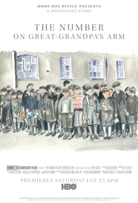 HBO Documentary THE NUMBER ON GREAT-GRANDPA'S ARM Debuts 1/27