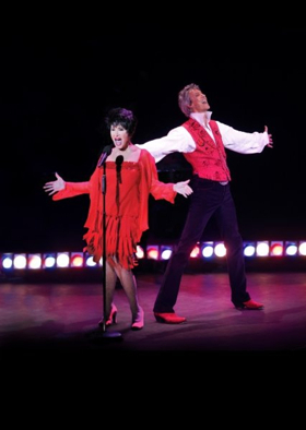 Chita and Tune JUST IN TIME. Two Theatrical Legends Take Center Stage At The McCallum