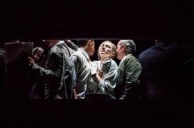 BWW Review: MACHINAL, Almeida Theatre