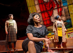 BWW Review: Explosive NINA SIMONE: FOUR WOMEN at Arena Stage