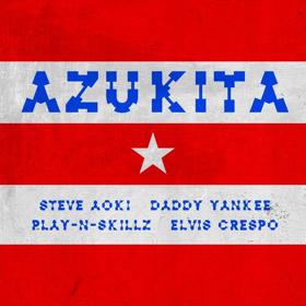 Steve Aoki, Daddy Yankee, Elvis Crespo and Play-N-Skillz Team Up for New Song AZUKITA