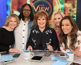 Curl Up With a Good Book as 'The Ladies Get Lit' on ABC's THE VIEW July 9 – 13