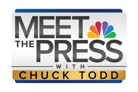 MEET THE PRESS WITH CHUCK TODD Is #1 Across The Board For Third Straight Broadcast