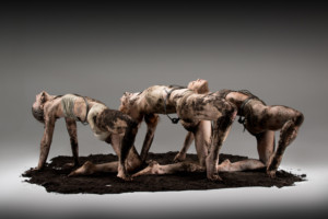 BWW Guest Blog: WORKS AND PROCESS: Eryc Taylor's 'EARTH' Second Edition at Martha Graham Studio Theater