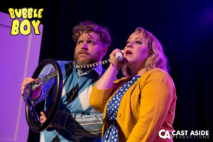 BWW Review: BUBBLE BOY – A BUBBLE WHAMMY at Cast Aside Productions