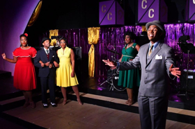 The Winter Park Playhouse Presents AIN'T MISBEHAVIN'