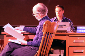 BWW Review: Don Bluth Front Row Theatre Presents DEATHTRAP - Bristling With Wit And Suspense