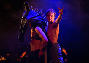 BWW Review: Fun and Irreverent URINETOWN at Constellation