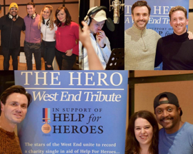 First Names Announced For Help For Heroes West End Charity Single
