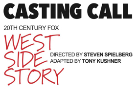 WEST SIDE STORY Film Launches Search for Maria; Open Call to Be Held in Puerto Rico