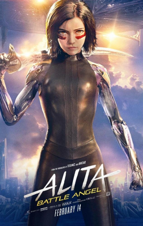 Dua Lipa Announces New Single for ALITA: BATTLE ANGEL Film