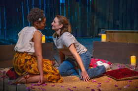 BWW Review: New England Premiere of CARDBOARD PIANO at New Repertory Theatre