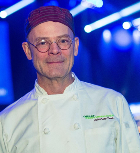Chef Spotlight:  Executive Chef Mark Russell of GREAT PERFORMANCES and Chef for THE DEAD 1904 by Irish Repertory Theatre