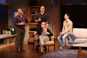 Michael McKeever's DANIEL'S HUSBAND Announces Holiday Schedule At The Westside Theatre, Beginning 11/19