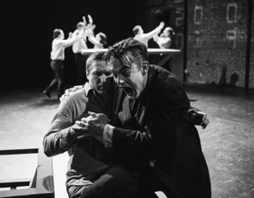 Review: VIOLENCE: THE MISADVENTURES OF SPIKE SPANGLE, FARMER Re-Invades The Actors' Gang