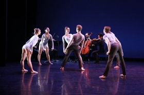 BWW Review: BalletX Offers a Superbly Danced Triple Bill at the Joyce